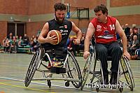 Gembo Players vs Limburg United On Wheels