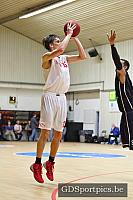 Antwerp Giants 2 vs Basics Melsele A