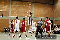 Antwerp Giants Juniors vs Red Vic