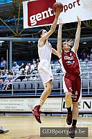 Gembo vs Antwerp Giants 2