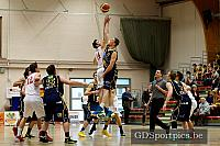 St-Niklase Condors vs Antwerp Giants 2