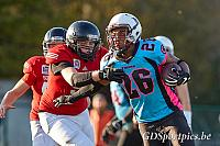 Antwerp Argonauts vs Brussels Tigers U19