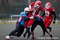 Brussels Tigers vs Antwerp Argonauts