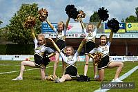 Belgian Bowl 2013: Some Cheerleaders and More