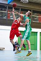 Oxaco BBC vs Antwerp Giants Kadetten Comp