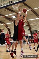 Antwerp Giants Kadetten vs Gent Beker
