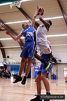 Pitzemburg vs Antwerp Giants Kadetten Beker