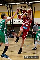 Antwerp Giants Benjamins vs Oxaco BBC