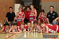 Antwerp Giants Benjamins vs BBC Oxaco Beker Final