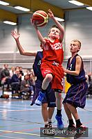 Antwerp Giants Benjamins vs CobraSchotenBrasschaat
