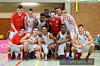 Antwerp Giants Kadetten vs Gembo BVA Final