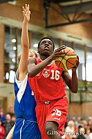 Antwerp Giants U14 Pupillen B vs Olicsa Antwerpen A