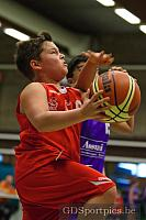 BBC Berchem vs Antwerp Giants Benjamins 2