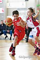Red Vic vs Antwerp Giants U12 Ben A